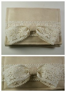 Wedding Clutch blog